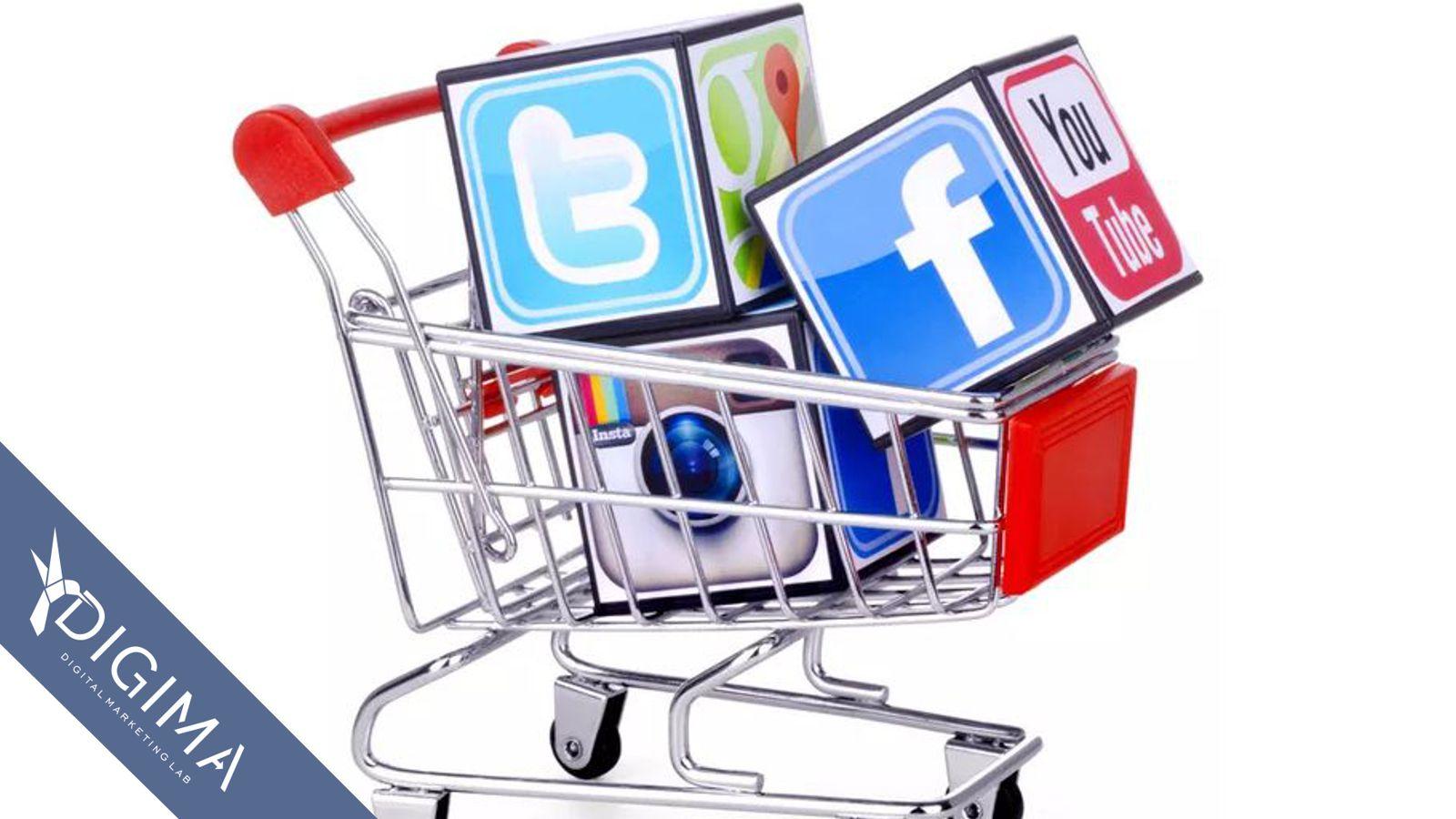 4 modi per utilizzare i social media per vendere i tuoi prodotti