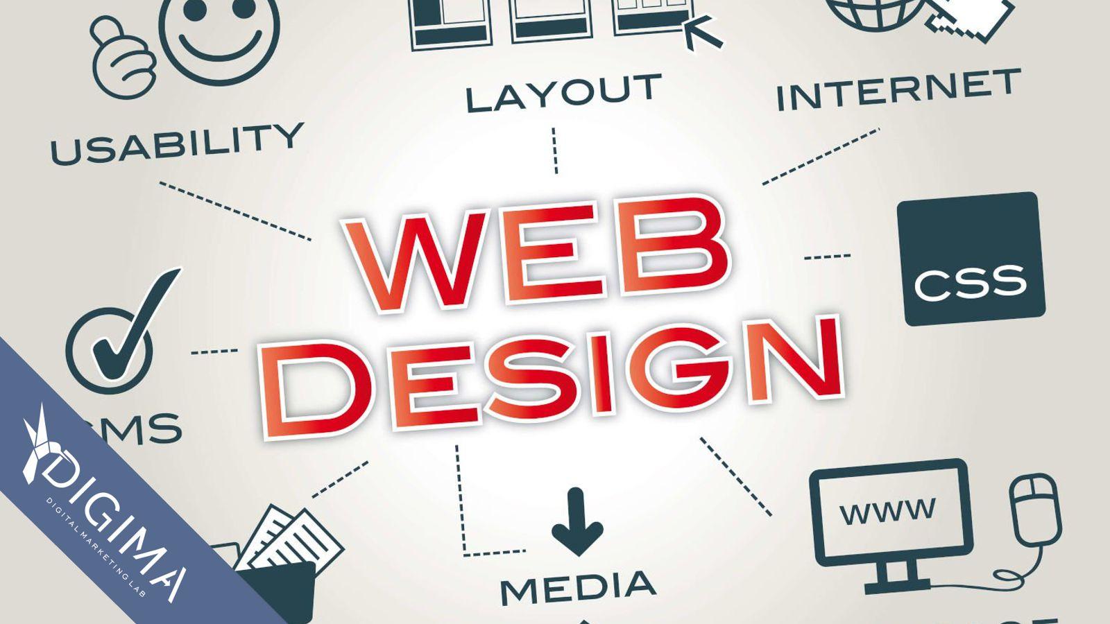 I principi da rispettare per realizzare un buon web design
