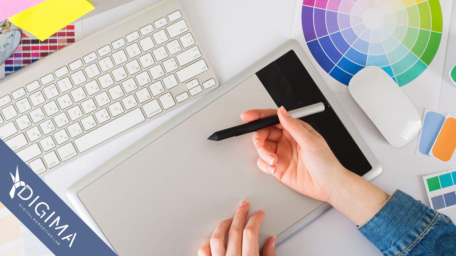 L'importanza della progettazione grafica nel marketing digitale